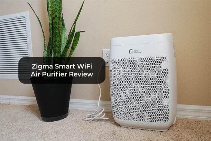 Zigma Smart WiFi Air Purifier Review