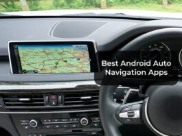 Best Android Auto Navigation Apps