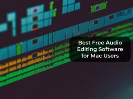 Best Free Audio Editing Software for Mac Users