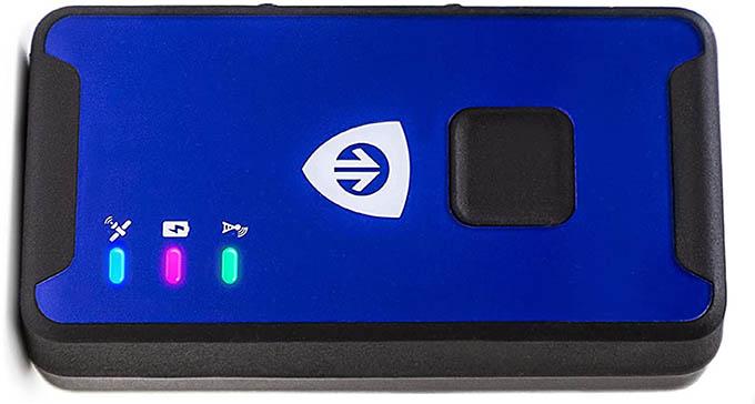BrickHouse Security Spark Nano 7 LTE GPS Tracker