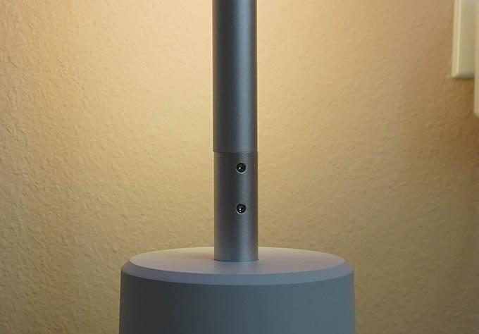 Govee Lyra Smart Corner Floor Lamp LED Stem Design