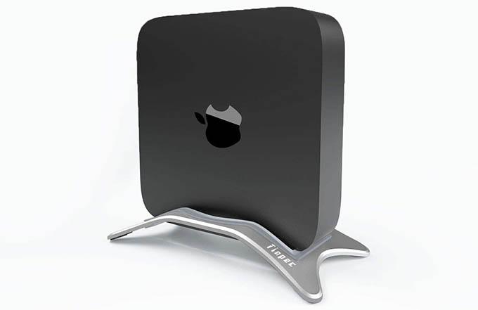 Mac Mini Desktop Stand