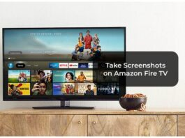 Take Screenshots on Amazon Fire TV