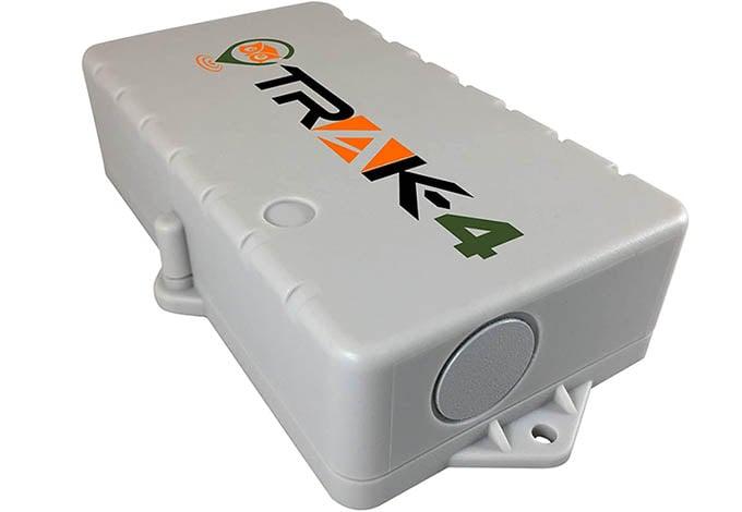 Trak 4 Mobile GPS Tracker