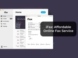 iFax: Affordable Online Fax Service