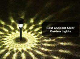 Best Outdoor Solar Garden Lights