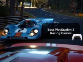 Best PlayStation 5 Racing Games