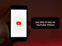 Get Rid of Ads on YouTube Videos