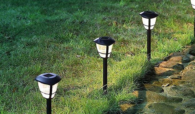 Maggift Solar Landscape Lights