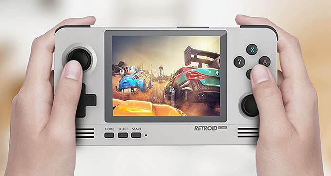 NEXADAS Retroid Pocket 2 Android