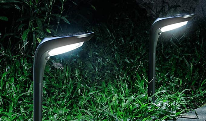 Osord Solar Garden Light