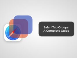 Safari Tab Groups: A Complete Guide