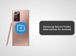 Samsung Secure Folder Alternatives for Android