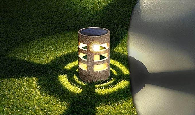 Sinofayar Outdoor Solar Lights