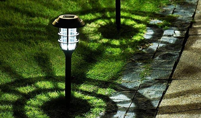 Solpex Outdoor Solar Pathway Light