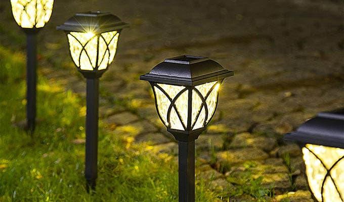Solpex Solar Garden Light