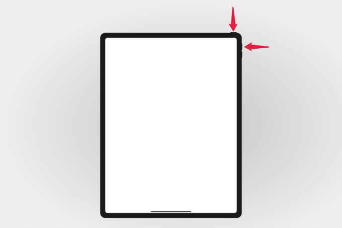 Take Screenshot on iPad Without Home Button