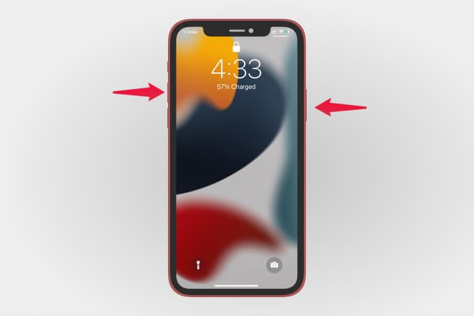 Take Screenshot on iPhone Without Home Button