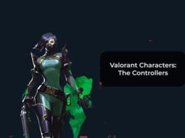 Valorant Characters: The Controllers