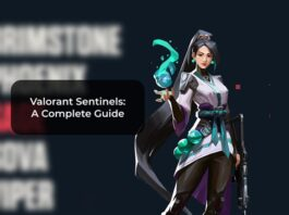 Valorant Sentinels: A Complete Guide