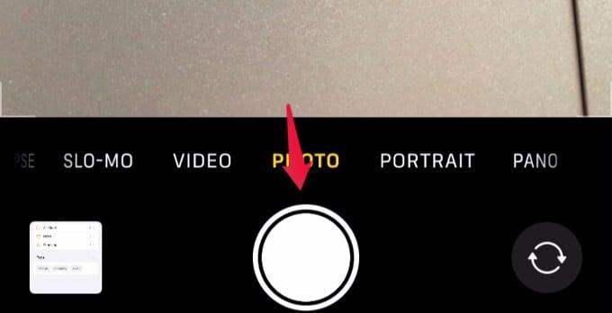 quicktake video iphone