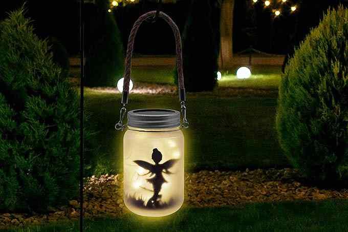 Alritz Solar Lantern Decor Light