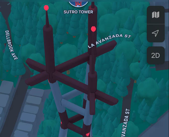 Apple Maps Explore Cities in 3D