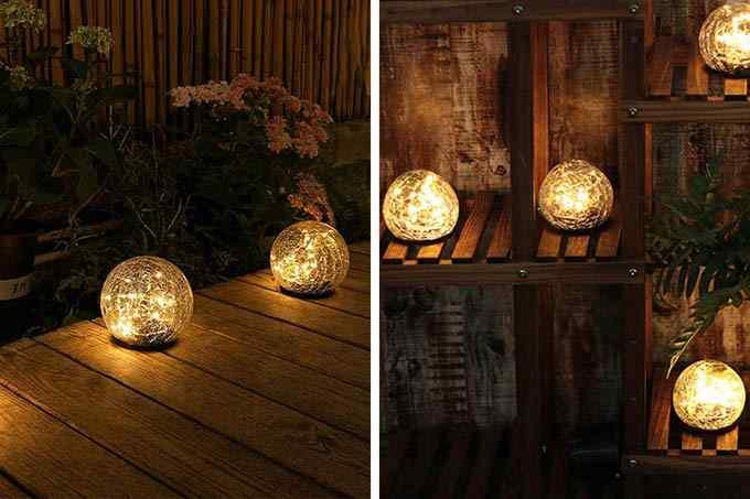 Bannad Garden Solar Light Decor Light