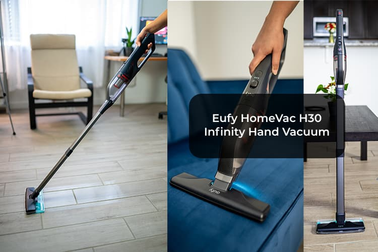 Eufy HomeVac H30 Infinity Hand Vacuum