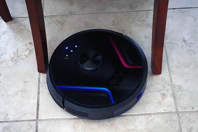 Eufy RoboVac X8 Diameter Chair