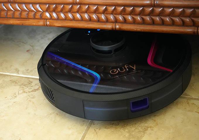 Eufy Robovac X8 Under Furniture