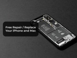 Free Repair / Replace Your iPhone and Mac