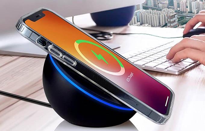 Joyveva MagSafe Magnetic Wireless Charger