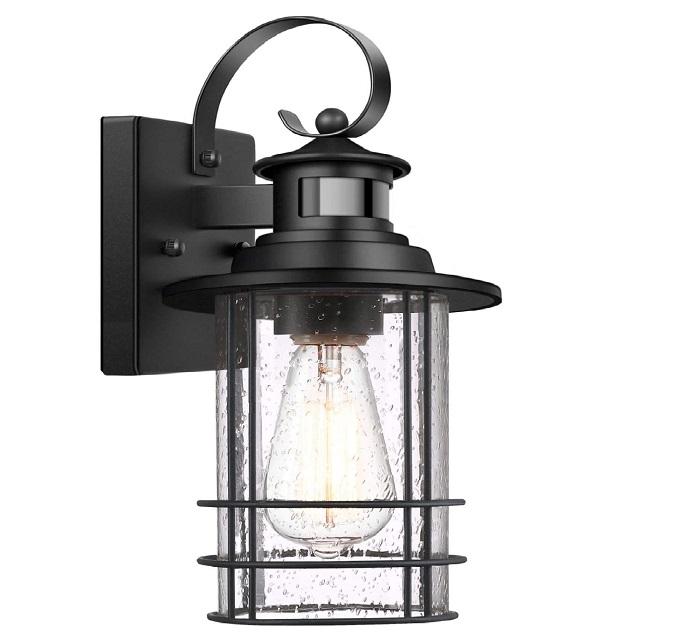 Litosky Outdoor Wall Lantern