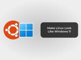 Make Linux Look Like Windows 11