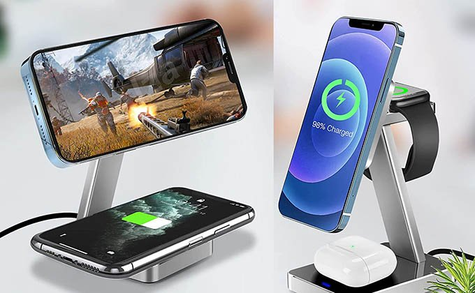 UGood 3 in 1 MagSafe Wireless Charger