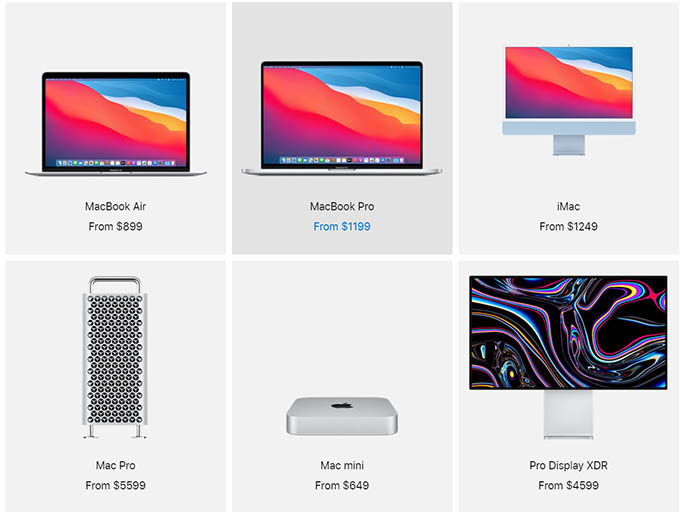 Apple Student Discount Pricing