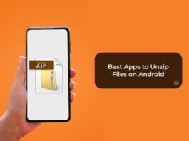 Best Apps to Unzip Files on Android
