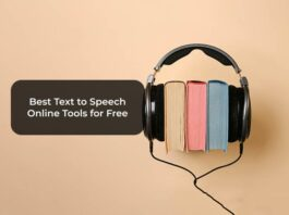 Best Text to Speech Online Tools for Free