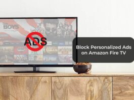 Block Personalized Ads on Amazon Fire TV