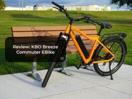 Review: KBO Breeze Commuter EBike