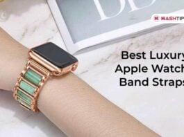 Best Luxury Apple Watch Band Straps
