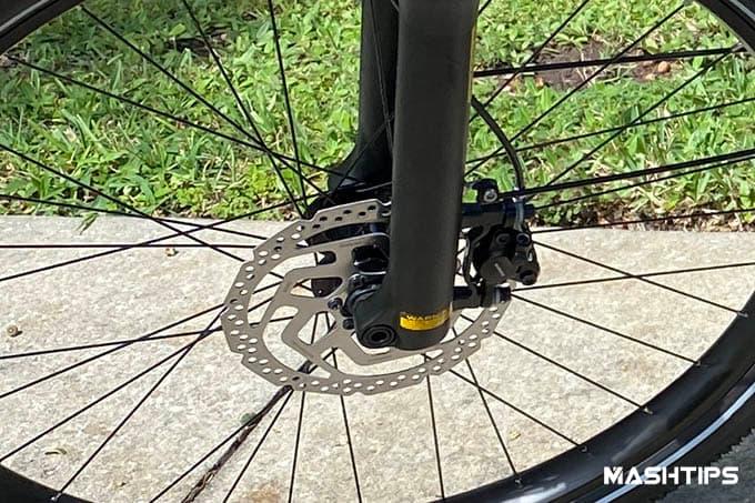 Trek Allant+ 7 Ebike Front Brake