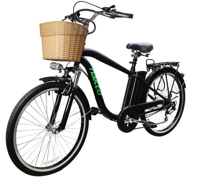 Nakto City EBike Front View