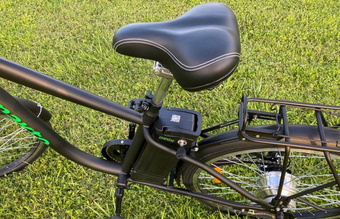 Nakto City EBike Saddle